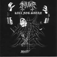 "TSJUDER -""Kill For Satan"" CD"