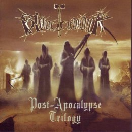 "BLOODHAMMER-""Post-Apocalypse Trilogy"" CD"