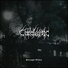"CATALEPTIC-""Strength Within"" CD"