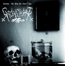 "GRONDHAAT-""Humanity: The Flesh For Satan's Pigs"" CD"