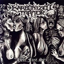 "KARBONIZED TRAITOR-""Hell. Fire. Sex."" CD"