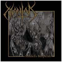 "MANTAK-""Sabahell's Blasphemer"" CD"