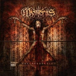 "MYSTERIIS - ""Hellsurrection"" CD"