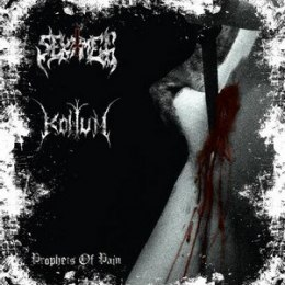 "SEKHMET/KOLTUM-""Prophets Of Pain"" 7"" SPLIT EP"