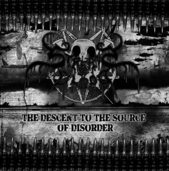 "STREAMS OF BLOOD-""The Descent to the Source of Disorder"" CD"