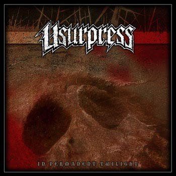 "USURPRESS-""In Permanent Twilight"" CD"