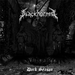 "BLACKHORNED -""Dark Season"" CD"