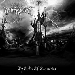 "DAEMONOLITH -""By order of Decimation"" 12""LP"