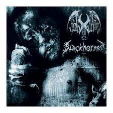 "HAK-ED DAAM/BLACKHORNED -""Execrated"" CD"