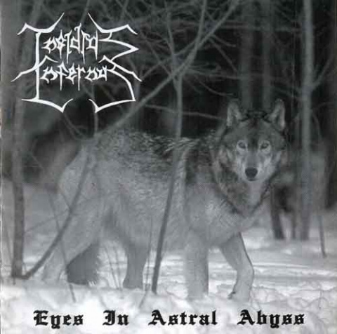 "INSIDIUS INFERNUS -""Eyes In Astral Abyss"" CD"
