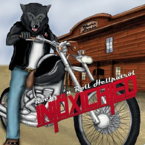 "INTOXICATED -""Rock 'N Roll Hellpatrol"" CD"