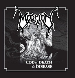 "MORGION -""God of Death & Disease"" CD"
