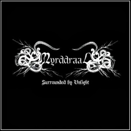 "MYDDRAAL -""Surrounded by Unlight"" CD"