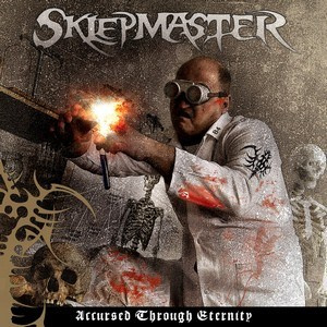 "SKLEPMASTER -""Accursed Through Eternity"" CD"