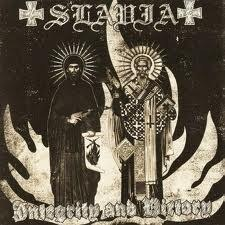 "SLAVIA-""Integrity and Victory"" 12"" LP"