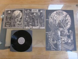 "UNHOLY CRUCIFIX -""Ordo Sevorum Satanae"" 12""GATEFOLD LP"