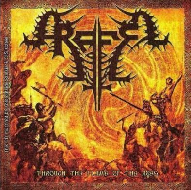 "ARAFEL -""Second Strike: Through the Flame of the Ages"" CD"