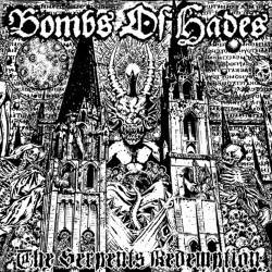 "BOMBS OF HADES -""The Serpent`s Redemption"" CD"