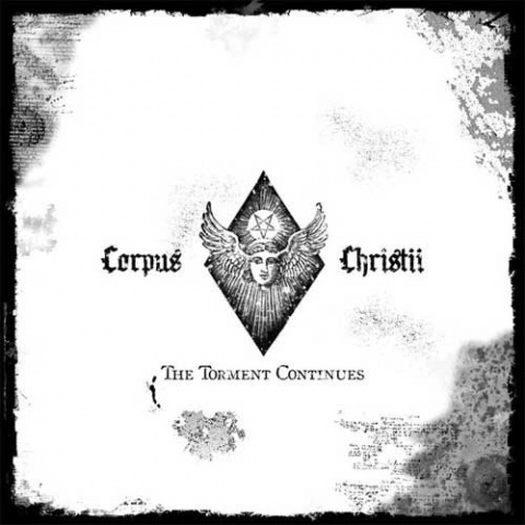 "CORPUS CHRISTII - ""The Torment Continues"" 12"" GATEFOLD LP"