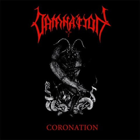 "DAMNATION -""Coronation"" CD"