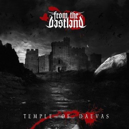 "FROM THE VASTLANDS -""Temple of Daevas"" CD"