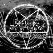 "LUSITANIA DARK HORDE II - ""Hymns for the coming armageddon"" CD"