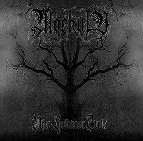 "MORKULV -""Where Hollowness Dwells"" CD"