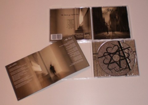 "MORODH -""The World of Retribution"" CD"