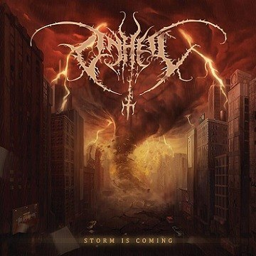 "ONHEIL -""Storm Is Coming"" CD"