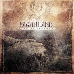 "PAGANLAND -""Wind of Freedom"" CD"
