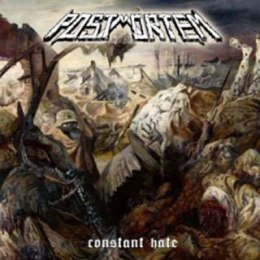 "POSTMORTEM -""Constant Hate"" CD"