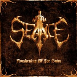 "SEANCE -""Awakening of the Gods"" CD"