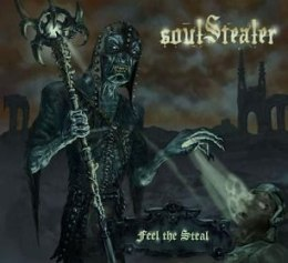 "SOUL STEALER -""Feel the Steal"" DIGI PACK CD"