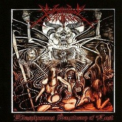 "SPIRITUAL DESECRATION -""Blasphemous Sanctuary of Lust"" CD"