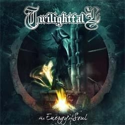 "TWILIGHTFALL -""The Energy of Soul"" CD"