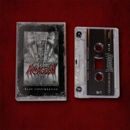 "ARMAGEDON -""Dead Condemnation"" TAPE"