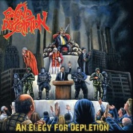 "BEYOND DESCRIPTION -""An Elegy For Depletion"" CD"