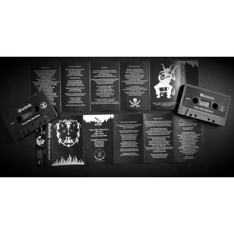 "BLACKOSH -""Whores, Booze & Black Metal"" TAPE"
