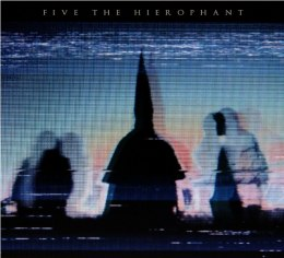"FIVE THE HIEROPHANT -""Five the hierophant"" DIGI FILE CD"