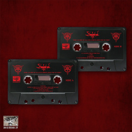 "MASTIPHAL -""For a Glory of All Evil Spirits, Rise for Victory"" TAPE"