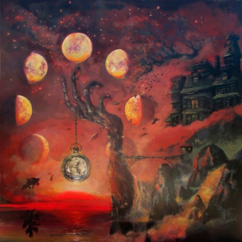 "OCCULTATION -""Silence In The Ancestral House"" 12""LP"