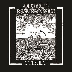 "OMINOUS RESURRECTION -""Omniscient"" CD"