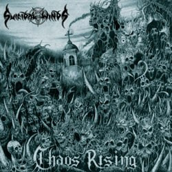 "SUICIDAL WINDS -""Chaos Rising"" CD"