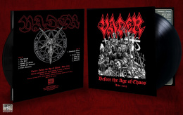 "VADER -""Before The Age Of Chaos - Live 2015"" 12""GATEFOLD LP"