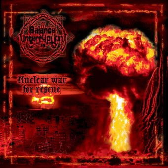 "BALANCE ITERRUPTION -""Nuclear war for Rescue"" CD"