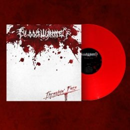 "BLOODWRITTEN - Thrashin' Fury 12"" LP"