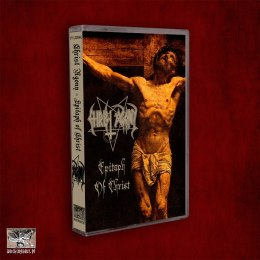 "CHRIST AGONY -""Epitaph of Christ"" TAPE"