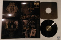 "CHRIST AGONY -""Sacronocturn"" 12"" GATEFOLD BLACK LP"
