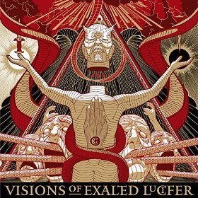 "CIRITH GORGOR -""Visions of Exalted Lucifer"" CD"
