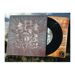 "EVIL - "" Rites of Cleansing "" 7"" EP"